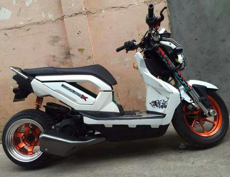Honda Zoomer X Motorcycle Motorcycle Motorbikes