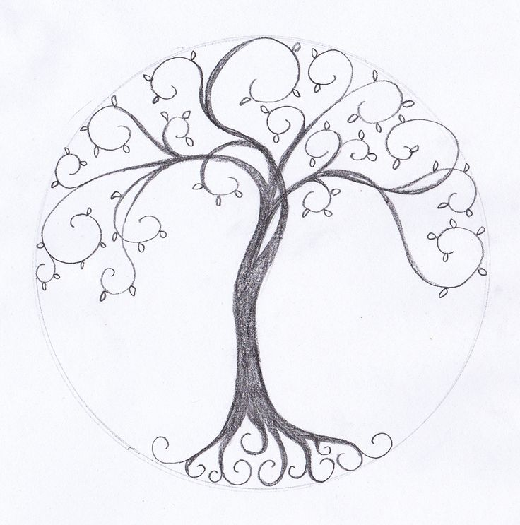 R sultat de recherche d 39 images pour arbre de vie dessin fil de fer pinterest arbre de - Dessin arbre simple ...