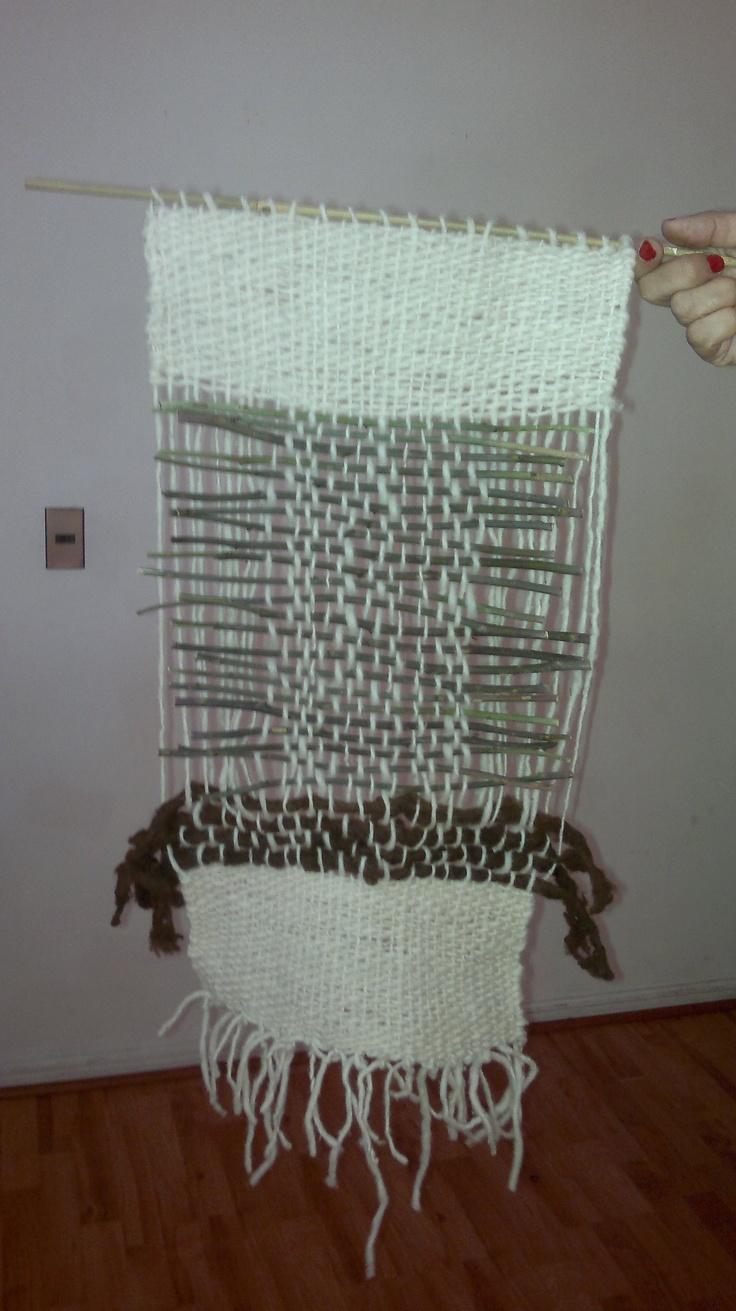 Cursos presenciales y virtuales de Bordado con Aguja Magica Rusa, Telar, Crochet, Horquilla, Freeform, Fieltro y mas http://www.lanaterapia.com