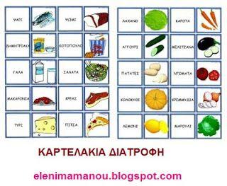 Ελένη Μαμανού: Φρούτα