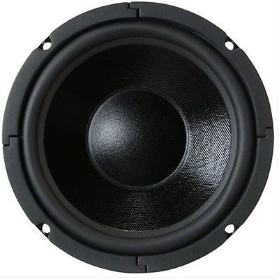 Speaker Parts and Components: New 6.5 Woofer Speaker.Replacement.8 Ohm.Home Audio Driver.6-1/2.Six Inch. BUY IT NOW ONLY: $39.0