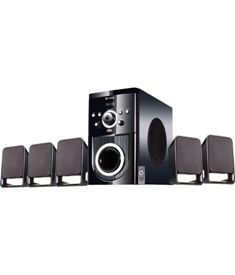 Type : 5.1 Speakers Sound Output : <100 W Channel : 5.1 Connectivity : USB Features : Bluetooth Player : NA To get this product or more detail go to offer page.  Share this Post