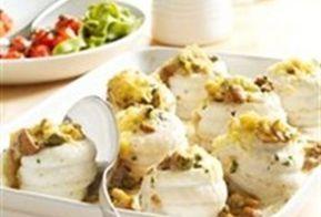 Tongrolletjes met champignons recept | Solo Open Kitchen