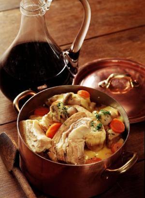 Blanquette de veau (goûtez l'un des plats les plus traditionnels de la gastronomie française) Voir la recette