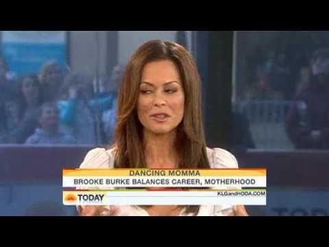 Brooke Burke on Motherhood and Her Career