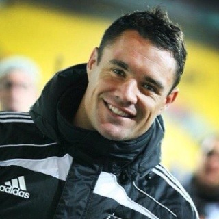Dan Carter NZ all blacks