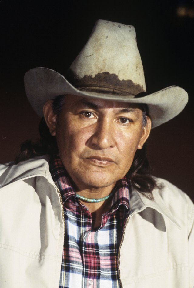 Will Sampson, same as Gil Birmigham...The Wise Indian looks of Will Sampson really makes me want him to be a chief.