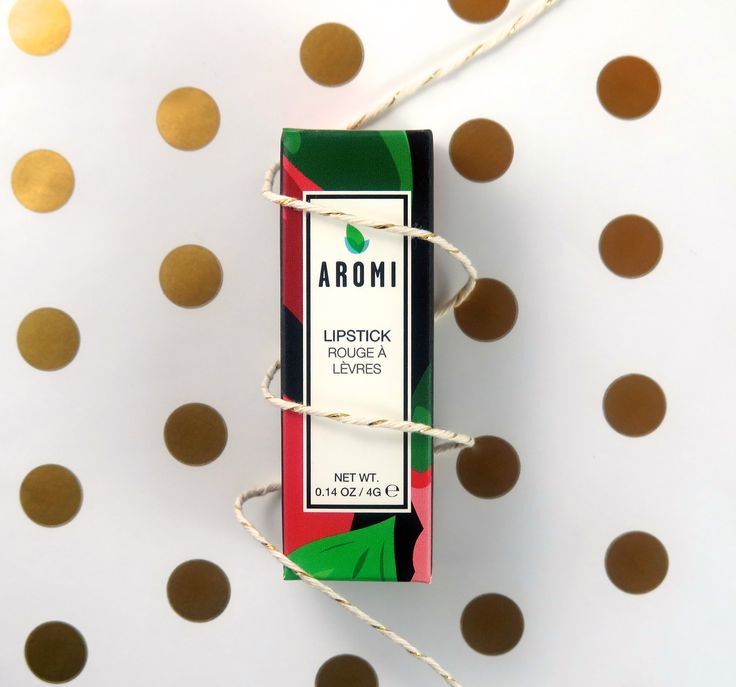 Free Holiday Season Gift Wrapping at HeartCoeur #veganmakeup #aromibeauty