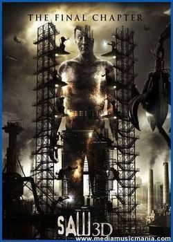 Hollywood Torrents Movie Saw VII 3D 2010 - Media Music Mania