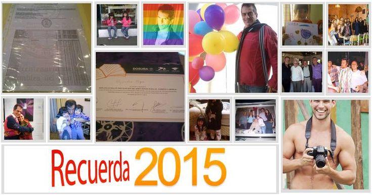 Recuerde a los acontecimientos que marcaron su vida en el año 2015!
