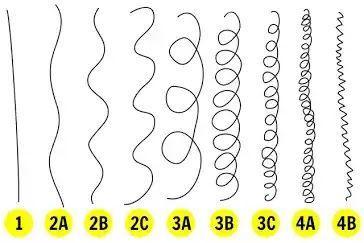 Tipos de cabelo | Hair types  http://www.lifeincolors.com.br/2016/09/20/como-descobrir-seu-tipo-de-cabelo/