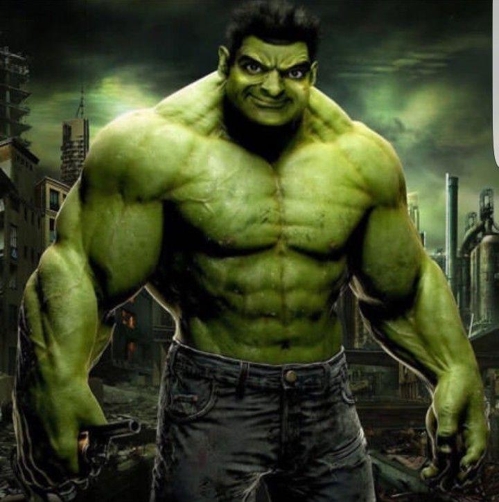 HulkBean kok ga garang ya... wkkk #tahantawa