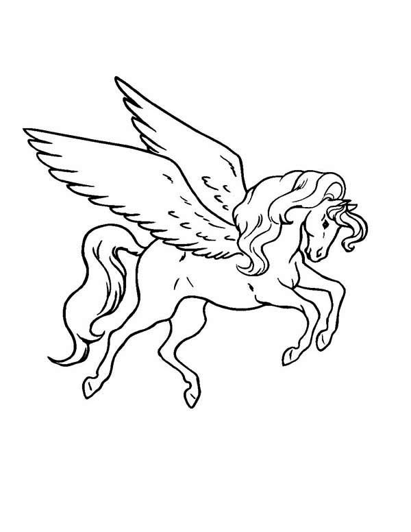 pegasus high resolution drawing google search ca bday party pinterest greek mythology pegasus and resolutions