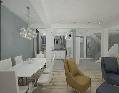 "Check out new work on my @Behance portfolio: ""Design interior case moderne - Amenajari interioare 3d"" http://be.net/gallery/53150235/Design-interior-case-moderne-Amenajari-interioare-3d"