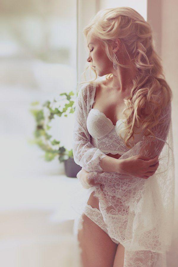 Эротические сборы невесты