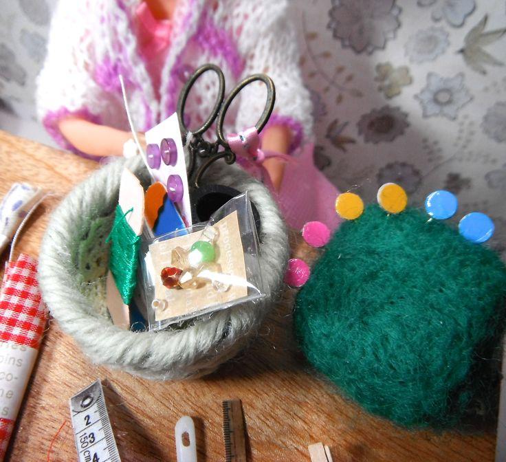 裁縫セット(創ingセット)いろいろ作りました。