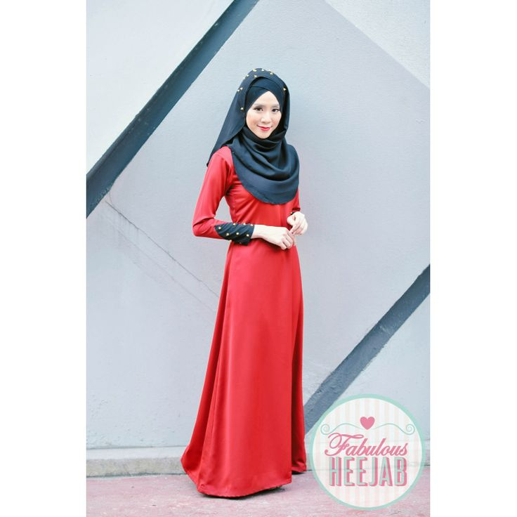 studd! jubah with spike , its elegant