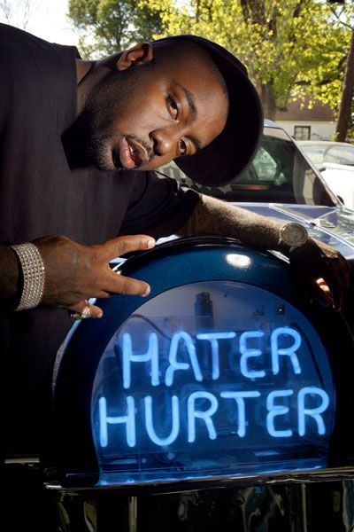 Trae the Truth:  Hater Hurter in 5'th Wheel  SWANG