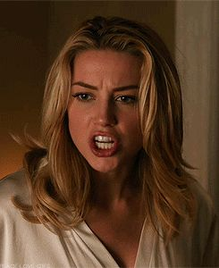 Amber Heard GIF