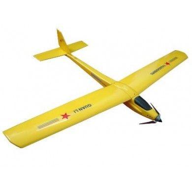 Zdalnie sterowany motoszybowiec Thunderbird RTF to motoszybowiec stworzony z myślą o początkujących i średnio zaawansowanych pilotów. Jego konstrukcja oraz perfekcyjny balans ciężkości gwarantują stabilny lot oraz ułatwiają wykonywanie podniebnych ewolucji. Opis, dane techniczne, komentarze oraz film Video znajdziesz na naszej stronie, nie ma jeszcze komentarzy, to czemu nie zostawisz swojego:)