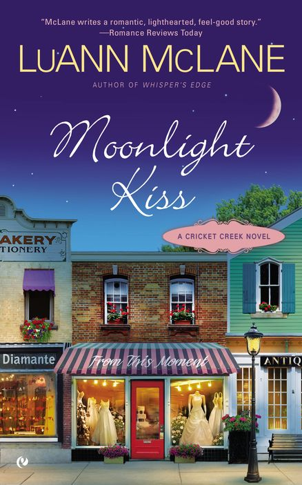 After two very public broken engagements, Addison Monroe decides to open a bridal boutique, setting up shop in quiet small town Kentucky. Reid Greenfield is fed up with weddings. He's certain his sister's plan to turn their family farm into a wedding venue will lead to bankruptcy. Reid hopes Addison will change his sisters mind. It's a risky business—especially once romance gets involved. But sometimes a little risk brings a huge reward…