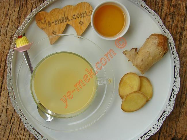 Metabolizma Hızlandıran Yağ Yakıcı Zayıflatan Çay Resimli Tarifi - Yemek Tarifleri
