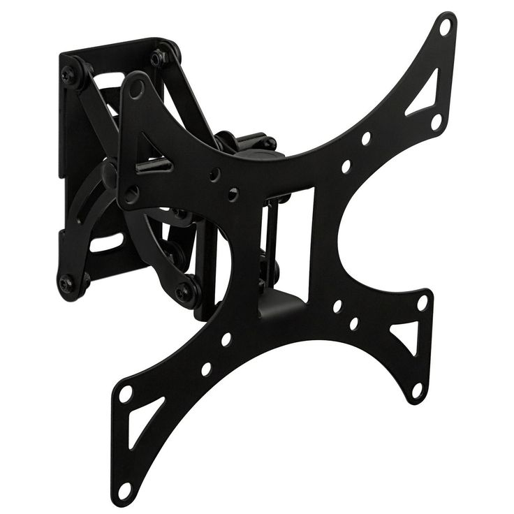 Mount-It! Full Motion 17 to 37-inch TV Wall Mount