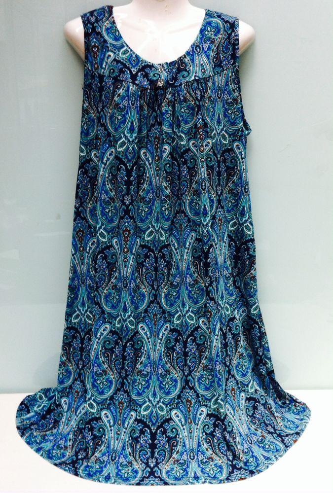 Bezauberndes Kleid –Sommerkleid, Strandkleid Blumenmuster bedruck Gr 50,52,54NEU
