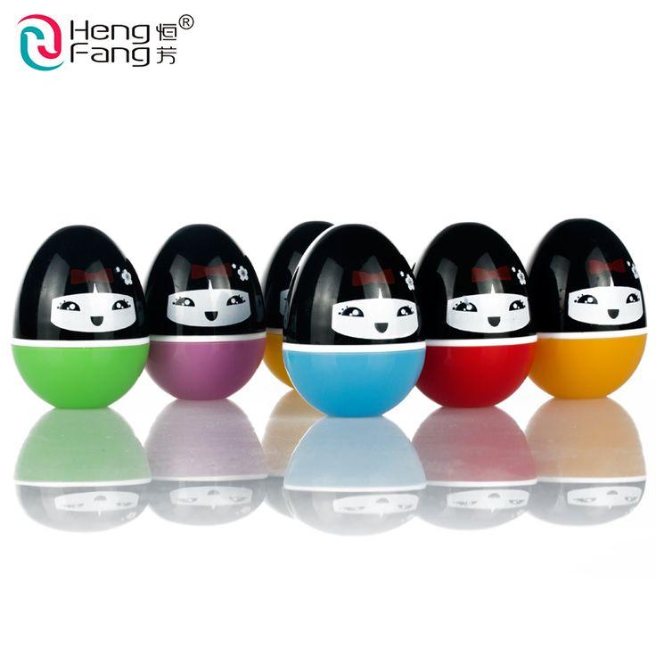 Runde ball feuchtigkeitscreme nette lippenbalsam natürliche kugel lippen pomade obst verschönern schützen lip 5g make-up marke hengfang # s4349