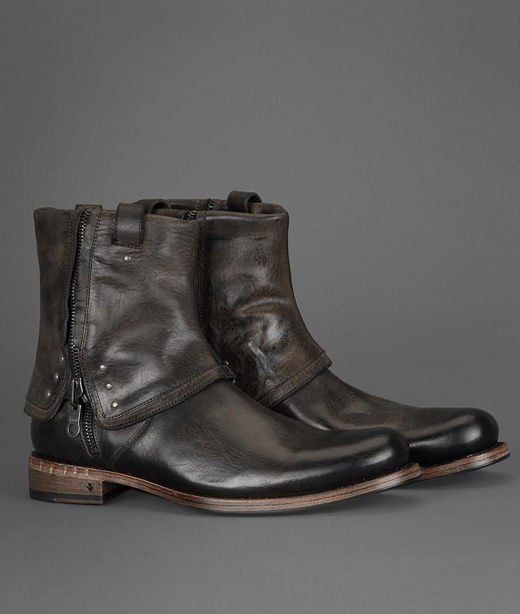 Brixton Pullover Boot | John Varvatos