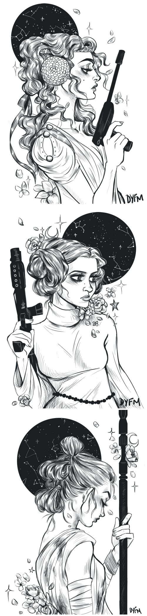 Women of Star Wars