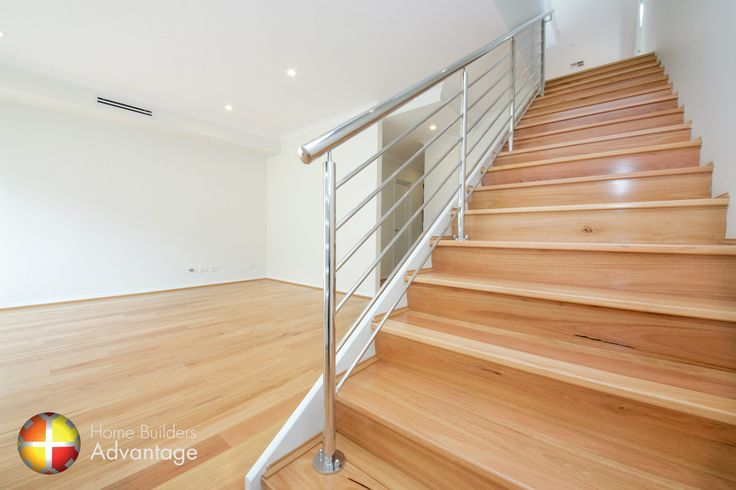 Home Builders Advantage- Perth's Biggest Building Broker- Modern Staircase Designs- www.homebuildersadvantage.com.au