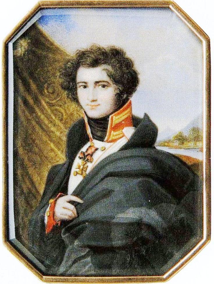 Светлейший князь Павел Петрович Лопухин (1788 - 1873)