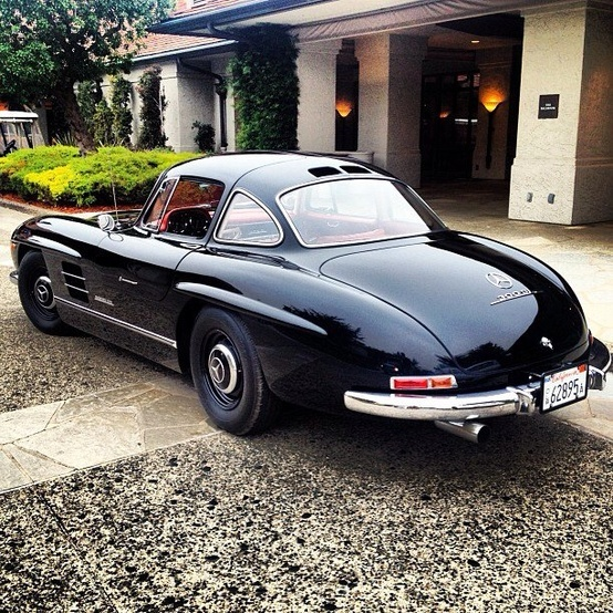 300 SL Coupe