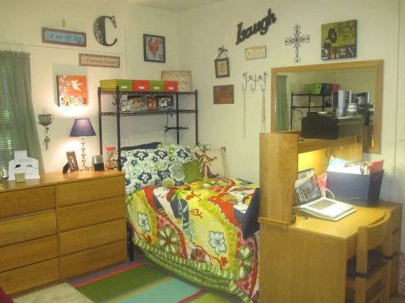 Dorm Rooms At Navarro College