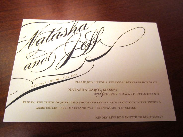 The 25+ best Rehearsal dinner e invitations ideas on Pinterest - dinner invitations templates
