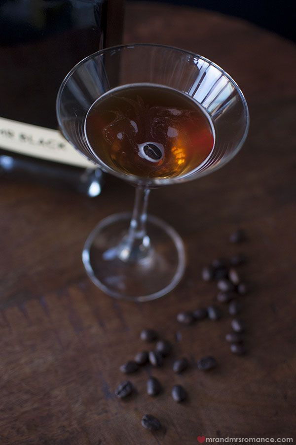 Friday Drinks - Styling You mocha espresso martini cocktail recipe