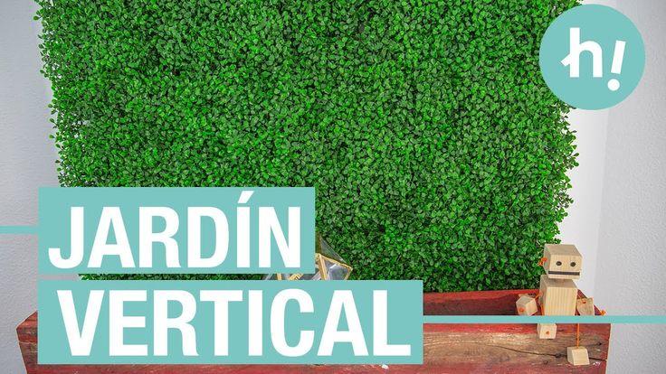M s de 25 ideas incre bles sobre jardin vertical for Que planta para muro exterior vegetal