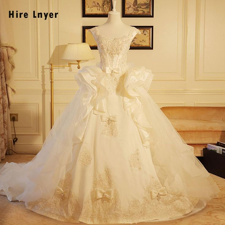 wedding dress hire cape town northern suburbs%0A HIRE LNYER Sparkly Beaded Pearls Lace Bow Gorgeous Ball Gown Wedding Dress       With Petticoat Vestido De Noiva Aliexpress Login