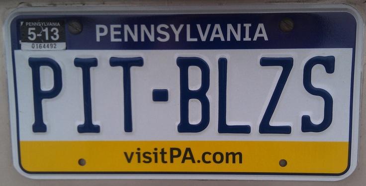 My PA License Plate License plate, Tech company logos