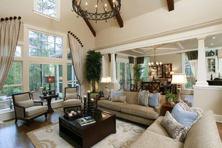 216 Best Images About Sunken Living Rooms Conversation