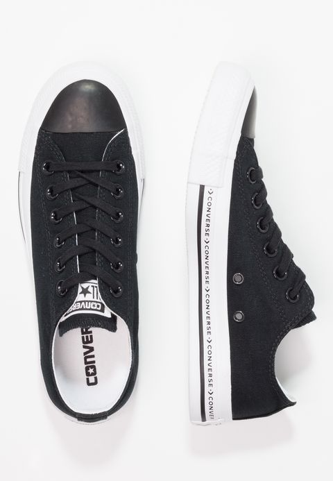 c23c6b5f6a4 CHUCK TAYLOR ALL STAR - Sneakers laag - black/white | Pinterest | Converse  chuck taylor, Converse chuck and Converse
