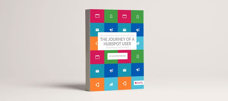 #eBook: How to Generate, Nurture, and #Convert #Leads: The Journey of a #HubSpot User