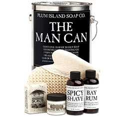 The Man Can Spa Gift Set: Gift Ideas, Basket Ideas, Spa Gifts, Men Ideas