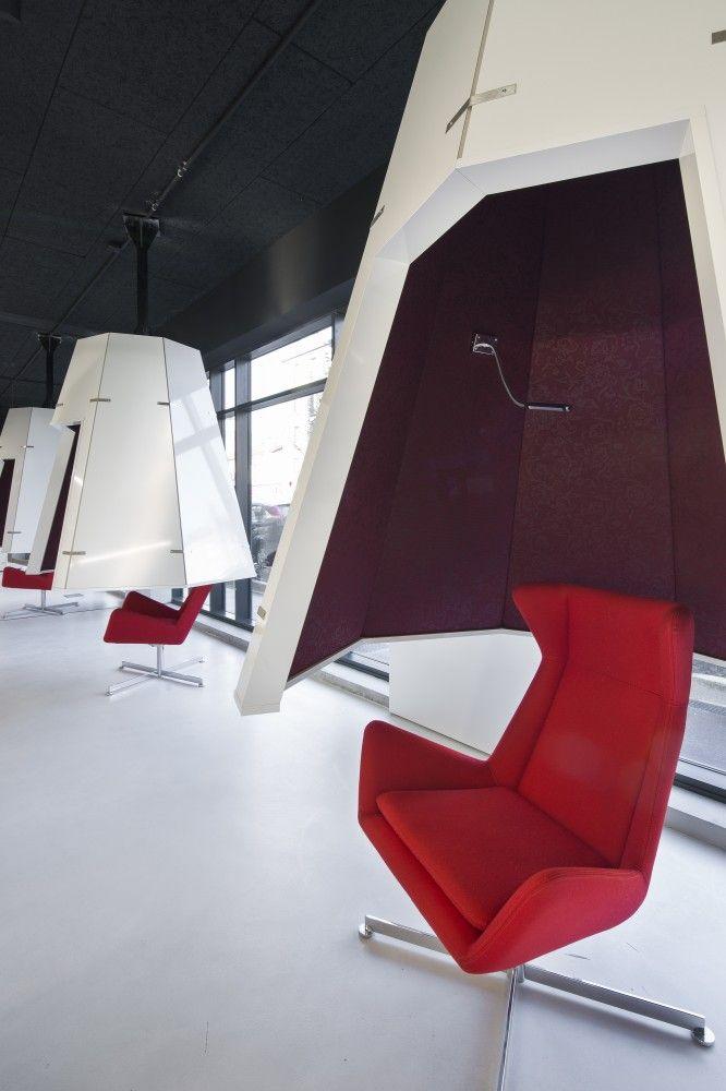 Gallery of Mdiathque du Bourget Randja