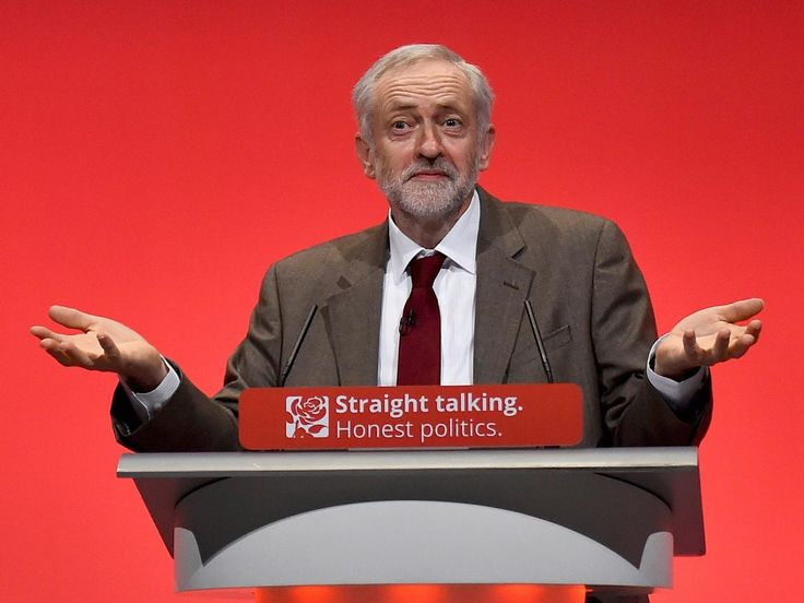Jeremy Corbyn takes down right-wing media reports. Haven't voted Labour for a while, but will consider it now.