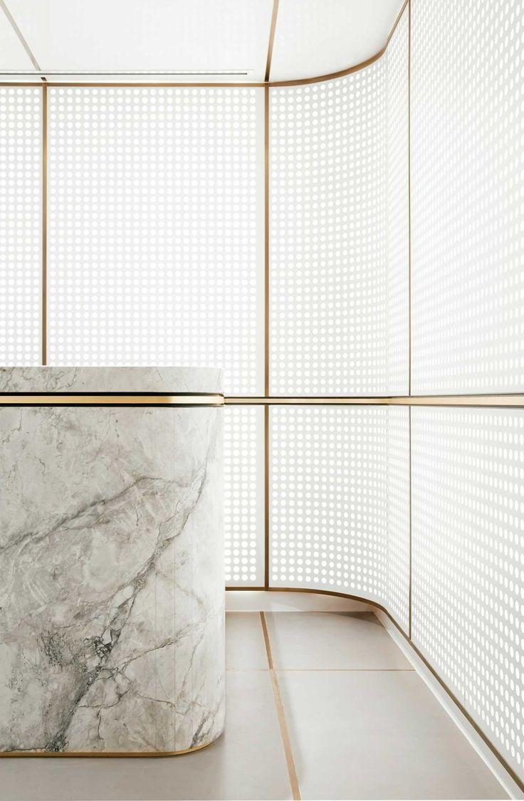Mim Designs Creates Dream Office for Landream /