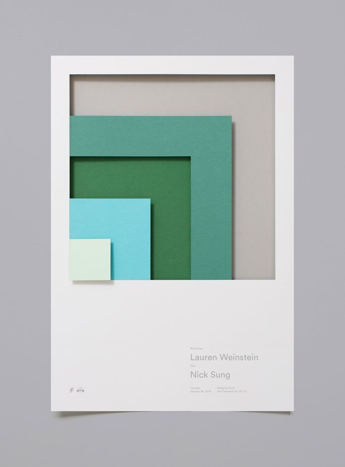 Designer Fund – Bridge Poster Artwork by Moniker Check out the complete poster series on WE AND THE COLOR: http://bit.ly/2b51JmB Follow WE AND THE COLOR on: Facebook I Twitter I Pinterest I YouTube I Instagram