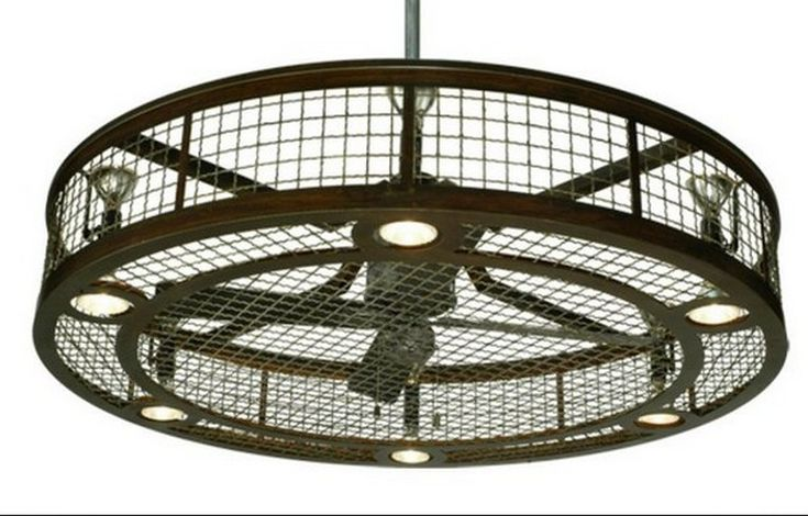 Gallery For Gt Industrial Ceiling Fans With Light Client
