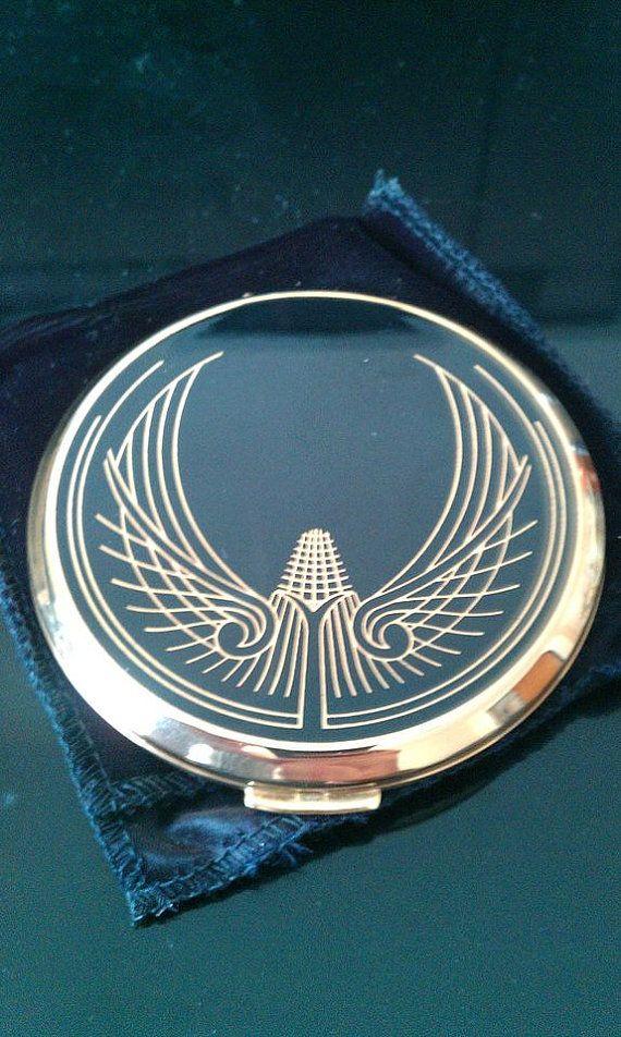 Vintage Limited Edition Lancome Paris Compact by RichesBeyond